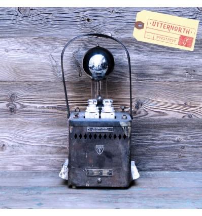 Machin à Ampoule Vintage Industriel