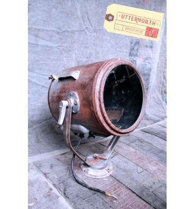 Projecteur Bateau Vintage Industriel