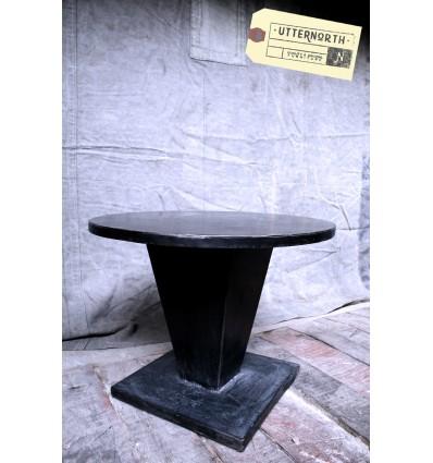Table basse en Acier Vintage Industriel
