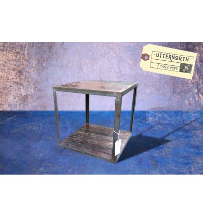 Table Basse Vintage Industriel