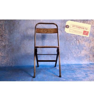 Chaise Pliante Acier