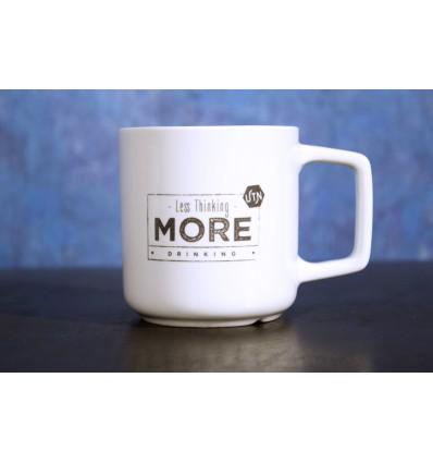 Mug UTTERNORTH Blanc
