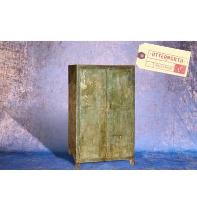 Armoire en bois Vintage Industriel