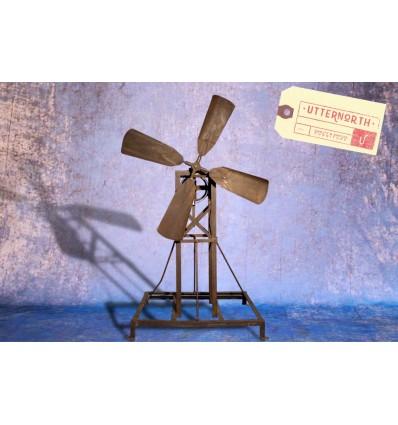 Ventilo à main Vintage Industriel